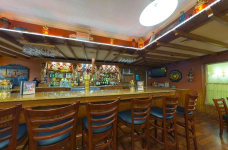 Hucks Tavern Bar at Fulton Steamboat Inn Lancaster County PA