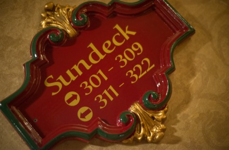 Sun Deck (Exclusively for Guests 16 and older)